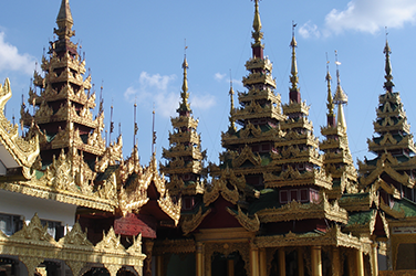 MUSIC FROM THE COUNTRY OF GOLDEN TEMPLES