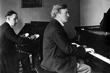 THE PAST RE-COMPOSED BY PIANO MASTERS