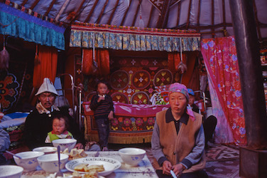 NOMAD MONGOLIA
