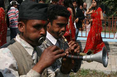 MUSIC ACCROSS MAHARAJAHS' LAND