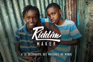 RIDDIM MAKER