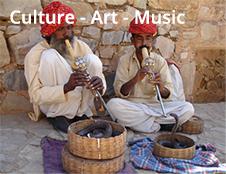 Culture – Art – Music