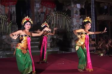 MYSTERIES OF DANCES IN BALI